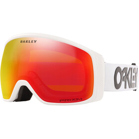 Oakley Flight Tracker XM Gogle zimowe, factory pilot white/prizm snow torch